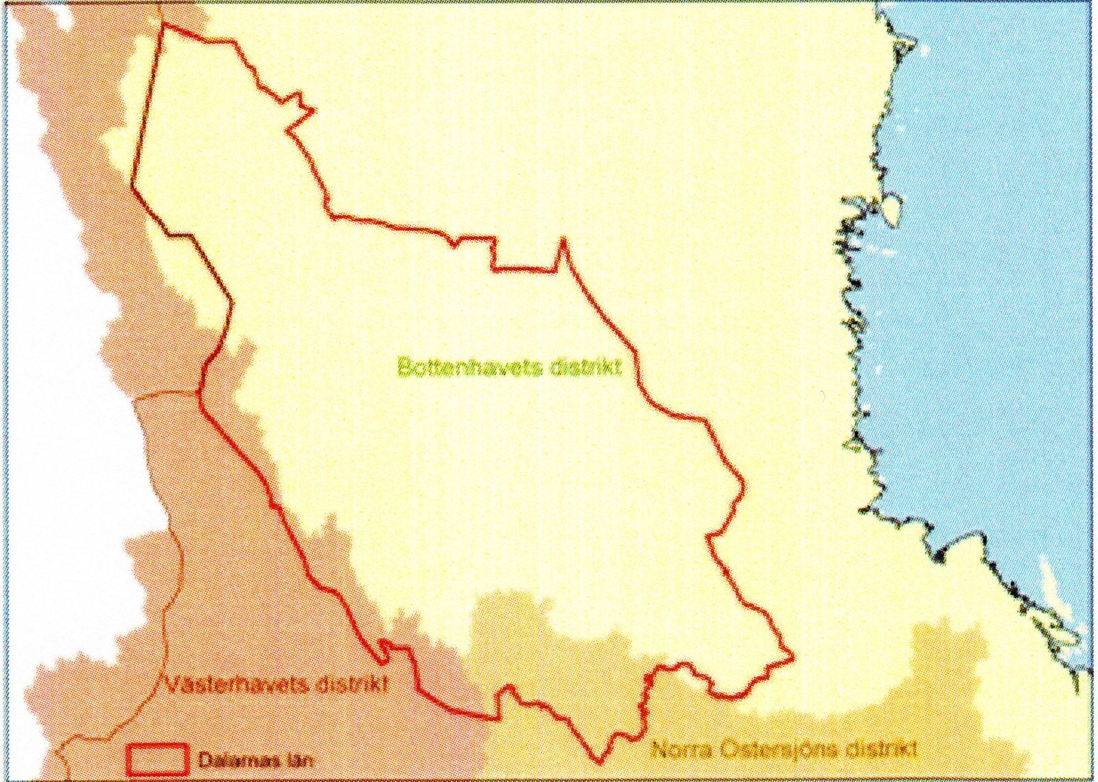 Dalälvens vattensystem